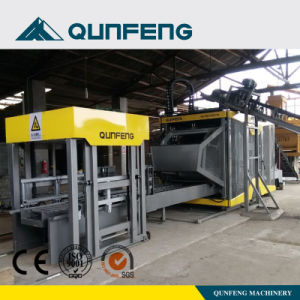 Automatic Concrete Cement Brick \Block Making Machine (QFT10-15G) pictures & photos