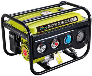 2kw Portable Gasoline Generator with Electric Start Copper Wire pictures & photos