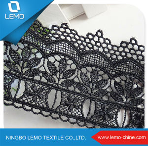 Pearl Beaded Lace Trim for Garment pictures & photos