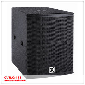 "Passive/Active DJ Subwoofer 15"" 18"" 21"" High Output Speaker pictures & photos"