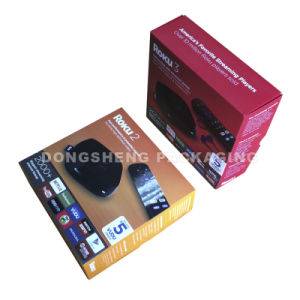 Expert Supplier of Paper Packing Box for Electronic Product