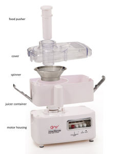 High Speed Citrus Juicer Extractor Manufactured (KD-3308) pictures & photos