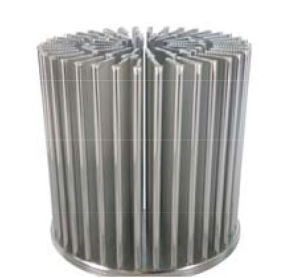 LED Heat Sinks Aluminum Cold Forging pictures & photos