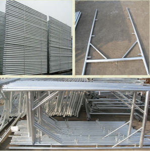 Italian Type Vertical Frame Scaffolding 2m *1.05m pictures & photos