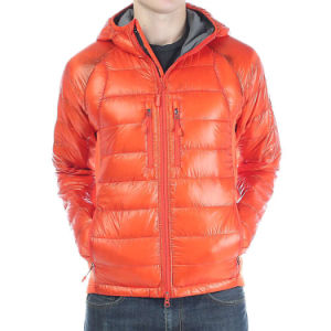 Primaloft Down Blend Men′s Warm Down Jacket pictures & photos