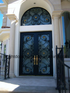 Stainless Steel Main Door Design Low Prices, Cast Iron Door pictures & photos