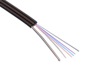 Maxim 4 Core Fiber Optic Cable, Optical Fiber Cables/FTTH Cable/FTTH on