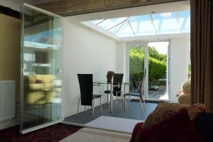 Glass Sliding Doors pictures & photos