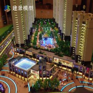 China Lighting Architectural Models