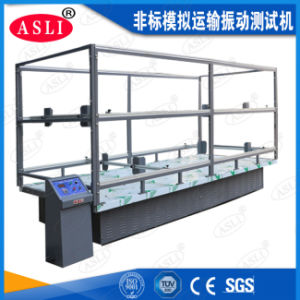 Box Package Furniture Transportation Simulation Vibration Test Machine