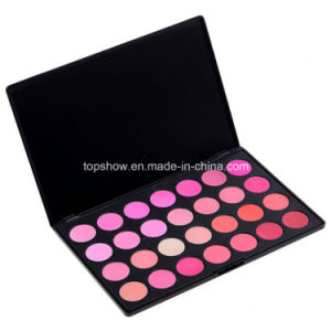 Print Logo on Available Professional 28 Color Makeup Blush Facial Blusher Make up Palette H28