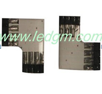 """L"" Type Connector for LED Strip Light pictures & photos"