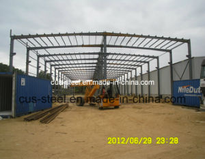 Light Gauge Steel Frame Steel Structure for Warehouse Workshop Shed pictures & photos