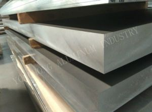 High Tensile Strength 6070 T6 Aluminum Sheet pictures & photos