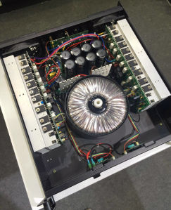 St Series 3u Professional Class H Low to MID Power Amplifier pictures & photos