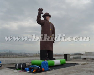 33 Feet Us President Inflatable Character Model Balloon on Ground K2106 pictures & photos