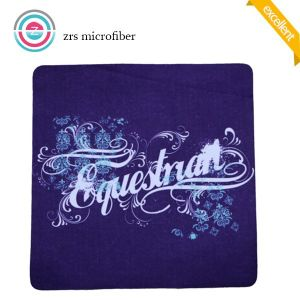 Colorful Print Microfiber Glasses Cleaning Cloth