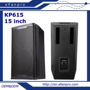 Good Quality Audio Equipment Professional Speaker PRO Audio (KP-615)