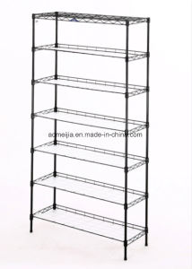 Amjss046b  Metal Shoe Rack  with Ce Certification