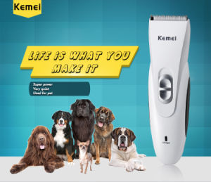 Electric Professional Pet′s Hair Clipper Trimmer Rechargeable Shaver