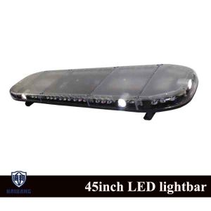 2014 Newest SMD Lighbar for Safety Vehicles in ABS Base pictures & photos