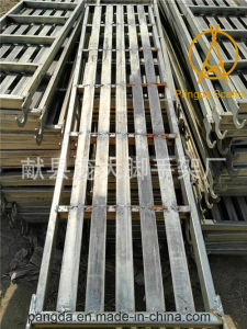 Galvanized Steel Plank for Scaffolding System