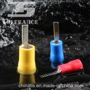 Manufacturer Insulated PVC Copper Blade Crimp Solderless Terminal