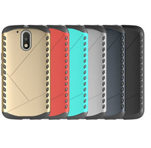 2017 New Design Wonderful Hard Shockproof TPU&PC Armor Case for Moto G4 Plus pictures & photos