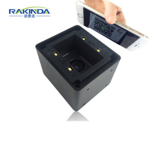 Rd4500I New Arrival USB 2D Fixed Mount Terminal with Barcode Scanner Module  Engine for Mobile Phone Payment