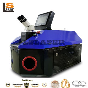 Portable Industrial Welding Machine Jewelry Laser Spot Welding Machine Jewellery Welder Goldsmith Tools for Gold Silver Soldering