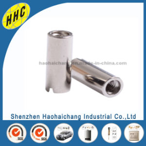 Electronical Metal Steel Nickel Plated M4 Flange Slot Bolt