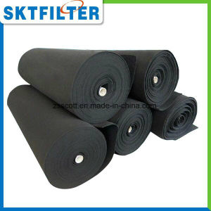 40-50% Absorption Customized Size Carbon Filter Media