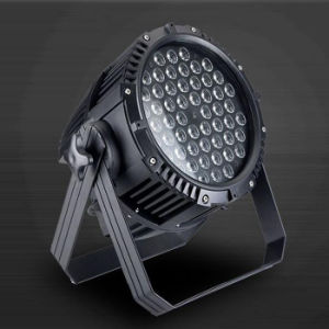 Outdoor IP65 RGBW Aluminum 54PCS Waterproof LED Light