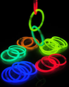 Colorful Glow Bracelets pictures & photos
