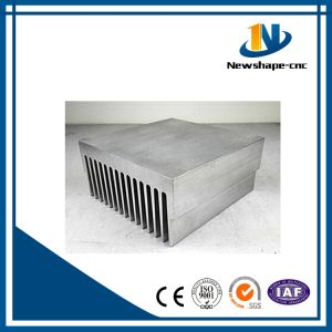 Customized Aluminum and Stainless Steel Heat Sink