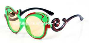 Party Glass Sunglasses Glass Frame (81540)