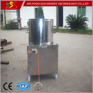 Cylinder Fish Scaler Sclaing Scale Removing Machine