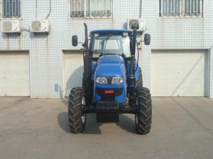 4WD Farm Wheel Tractor Agriculture Tractor pictures & photos