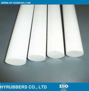 Pure Virgin White PTFE Extruded Rod pictures & photos