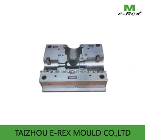 Plastic Tee Pipe Fitting Mold E22