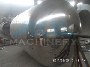 Anitary Single Layer Agitation Tank Stainless Steel 5000L Mixing Tank (ACE-JBG-NQ06062) pictures & photos