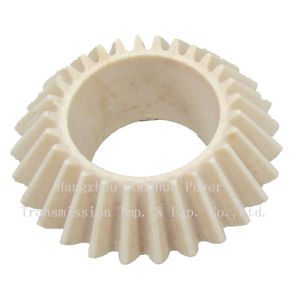ISO DIN ANSI Kana JIS Standard Plastic Bevel Gear pictures & photos