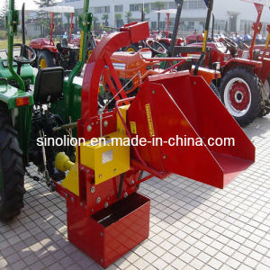 Durable Quality High Efficiency Pto Driven Wood Chipper Machine/ Wood Shredder