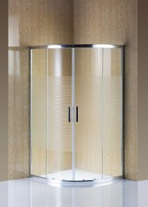 Simple Shower Enclosure Glass Shower Screen pictures & photos