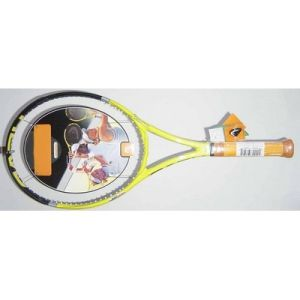 Special Design Yellow/Black Tennis Rackets pictures & photos