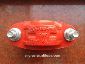 48.3 Rigid Coupling, Ductile Cast Iron 65-45-12, FM, UL Approved pictures & photos