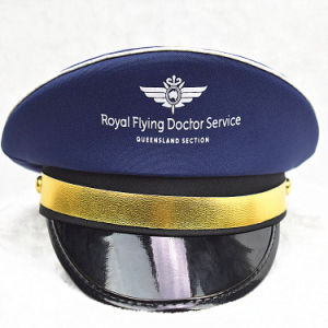 China Airline Pilot Hat Accessory for Airline Captain Fancy Dress ... d7a656fba913