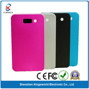 Super Slim Power Bank 6000mAh