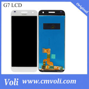 Wholesale LCD for Huawei G7 LCD Digitizer Touch Screen pictures & photos