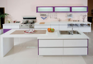 New Arrive Lacquer Kitchen Cabinets Design